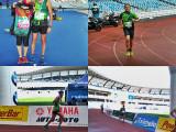 Bertran a la marató i Morató a la mitja de Donostia