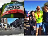Luc Haasnoot a la Marató d'Amsterdam