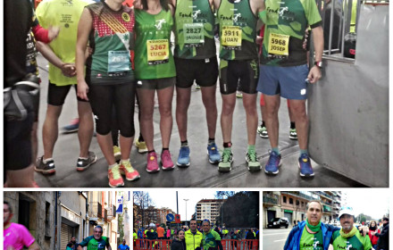 8 Fondistes a Granollers