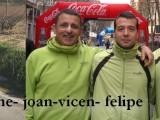 7 atletes als 10km de Sant Antoni on Jordi Roche fa la millor marca de la temporada del club